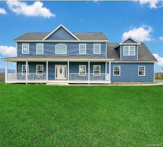 "116 Mulford Drive(Lot #27) ""Mulford Model"", Wallkill, NY 12589 (MLS #H6061246) :: William Raveis Baer & McIntosh"