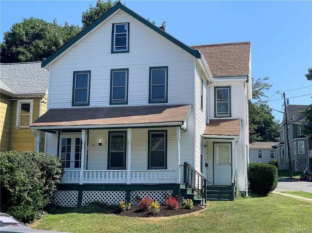 22 Oak Street, Walden, NY 12586 (MLS #H6061548) :: William Raveis Baer & McIntosh