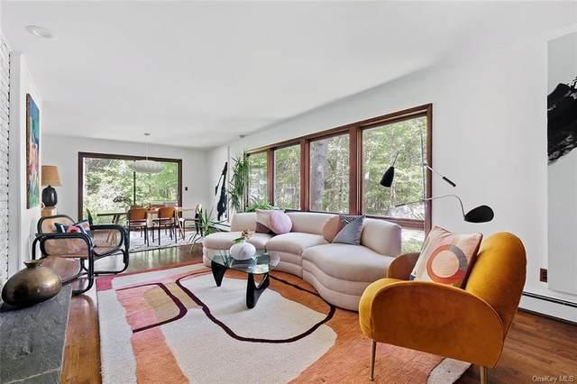 55 Conant Valley Road, Pound Ridge, NY 10576 (MLS #H6062062) :: Mark Boyland Real Estate Team