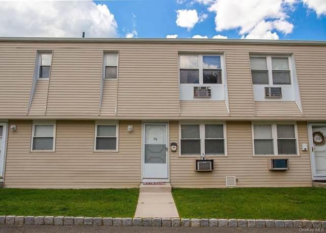 20 Main Street #36, Garnerville, NY 10923 (MLS #H6063425) :: William Raveis Baer & McIntosh
