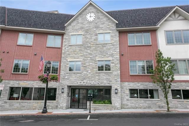 100 Main Street 2A, Tuckahoe, NY 10707 (MLS #H6064430) :: William Raveis Baer & McIntosh