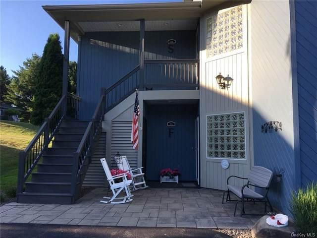 434 Villa Roma Road 3A, Callicoon, NY 12723 (MLS #H6064538) :: Mark Seiden Real Estate Team