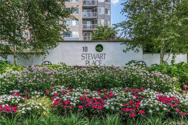 10 Stewart Place 1AE, White Plains, NY 10603 (MLS #H6064566) :: William Raveis Baer & McIntosh