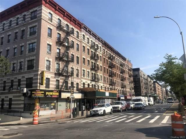 3405 Broadway 4C, Newyork, NY 10031 (MLS #H6065284) :: Nicole Burke, MBA | Charles Rutenberg Realty