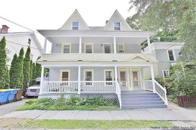 191 Wall Street, Kingston, NY 12401 (MLS #H6065700) :: McAteer & Will Estates   Keller Williams Real Estate