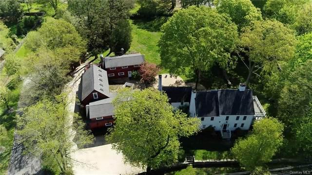 353 Old Long Ridge Road, Stamford, CT 06903 (MLS #H6065912) :: Frank Schiavone with William Raveis Real Estate