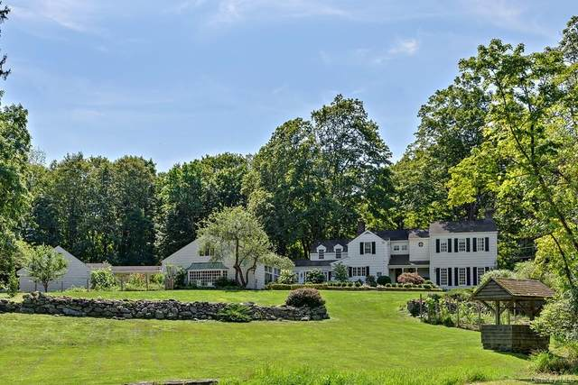 100 Pine Brook Road, Bedford, NY 10506 (MLS #H6065975) :: Mark Boyland Real Estate Team