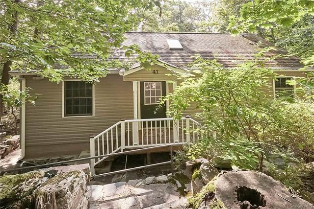 41 Deer Trail S, Greenwood Lake, NY 10925 (MLS #H6066162) :: Kendall Group Real Estate | Keller Williams