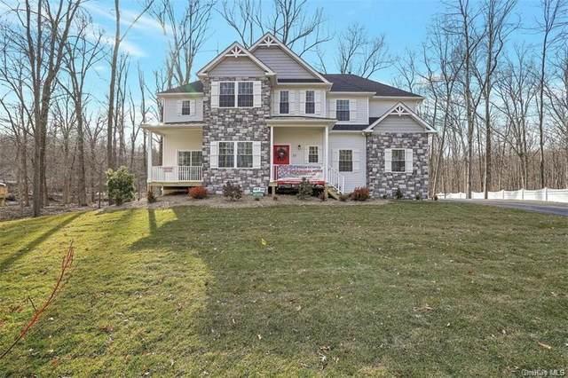 77 Debra Lane #60, New Windsor, NY 12553 (MLS #H6066620) :: William Raveis Baer & McIntosh