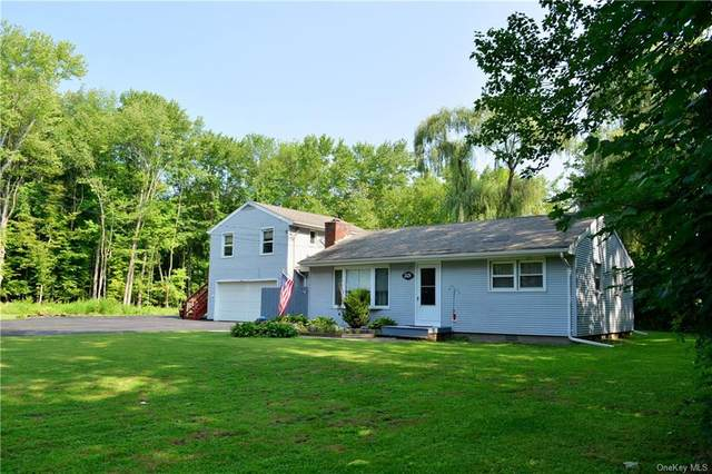 3024 State Route 213 E, Stone Ridge, NY 12484 (MLS #H6066635) :: William Raveis Baer & McIntosh