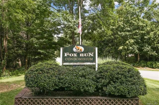 408 Fox Run Lane #408, Carmel, NY 10512 (MLS #H6066909) :: Nicole Burke, MBA | Charles Rutenberg Realty
