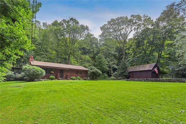 1 Lake Shore Drive, South Salem, NY 10590 (MLS #H6066976) :: Kendall Group Real Estate | Keller Williams