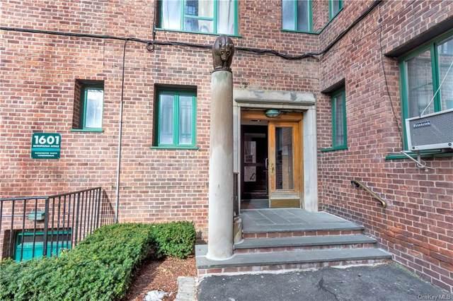1601 Metropolitan Avenue 5E, Bronx, NY 10462 (MLS #H6067037) :: Cronin & Company Real Estate