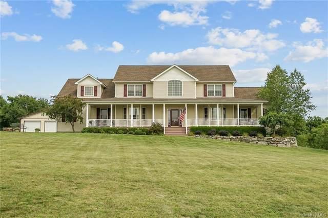 124 Fox Hill Run, Rock Tavern, NY 12575 (MLS #H6067147) :: Mark Seiden Real Estate Team