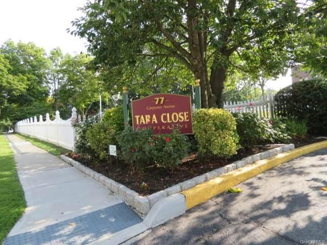 77 Carpenter Avenue 5K, Mount Kisco, NY 10549 (MLS #H6067598) :: William Raveis Baer & McIntosh