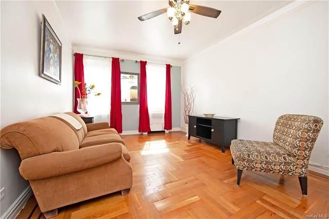 398 Oliver Place 3F, Bronx, NY 10458 (MLS #H6067983) :: Nicole Burke, MBA   Charles Rutenberg Realty