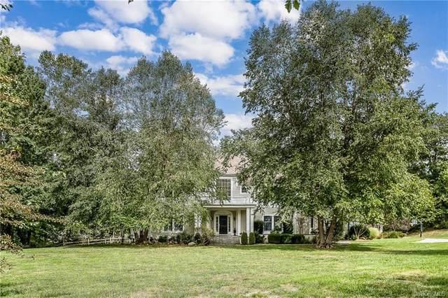 135 Hardscrabble Lake Drive, Chappaqua, NY 10514 (MLS #H6068266) :: Mark Boyland Real Estate Team