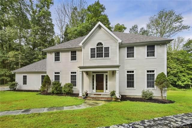 52 Sabbath Day Hill Road, South Salem, NY 10590 (MLS #H6068323) :: Kendall Group Real Estate | Keller Williams