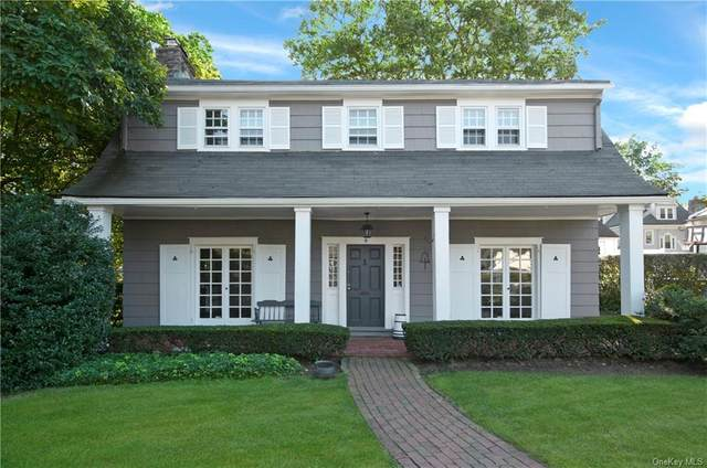 9 Hawthorne Road, Larchmont, NY 10538 (MLS #H6068343) :: Frank Schiavone with William Raveis Real Estate