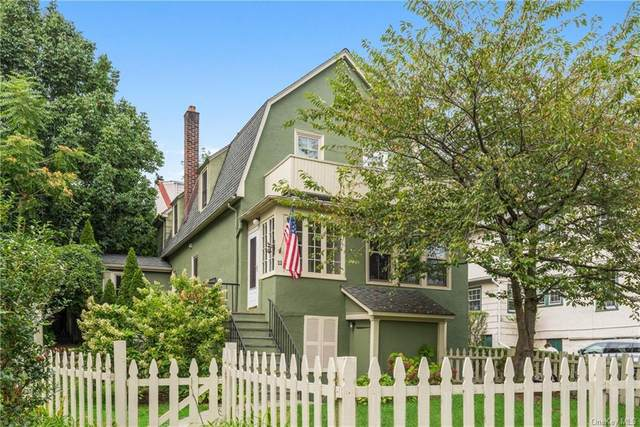 22 Baldwin Avenue, Larchmont, NY 10538 (MLS #H6068345) :: Frank Schiavone with William Raveis Real Estate