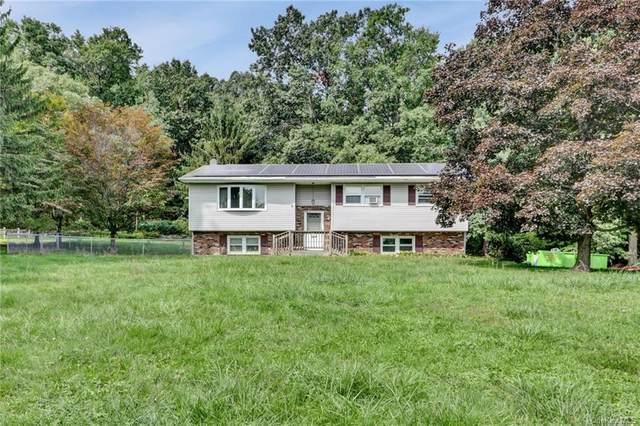35 Highview Drive, Salisbury Mills, NY 12577 (MLS #H6068346) :: William Raveis Baer & McIntosh