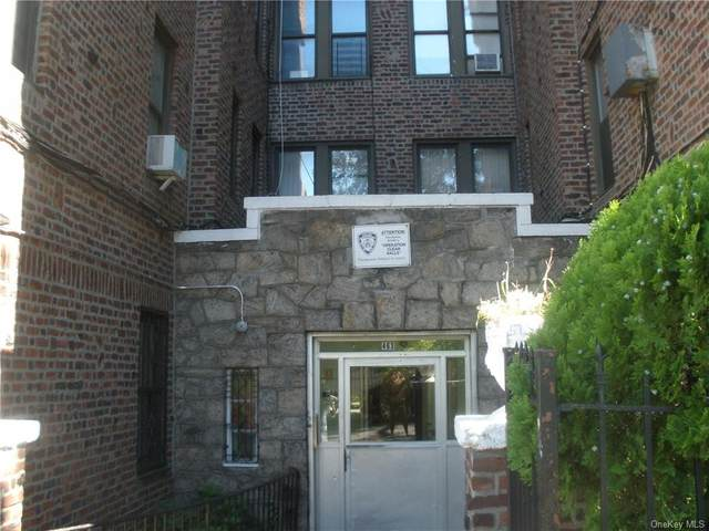 463 E 178th Street 5B, Bronx, NY 10457 (MLS #H6068604) :: Nicole Burke, MBA | Charles Rutenberg Realty