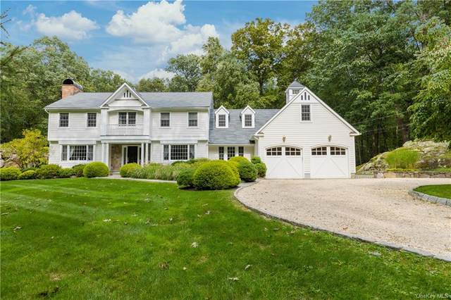 40 Saddle Ridge Road, Pound Ridge, NY 10576 (MLS #H6068622) :: Mark Boyland Real Estate Team