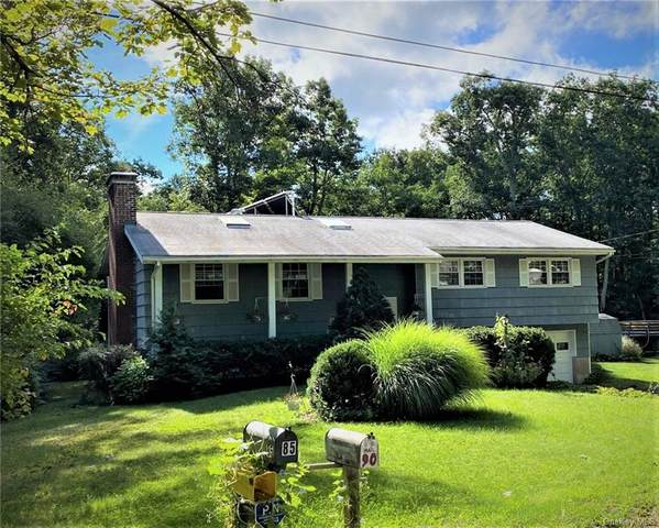 85 Westwood Avenue, Ellenville, NY 12428 (MLS #H6068847) :: The Home Team
