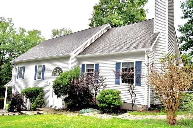 25 Oak Ridge Drive, Putnam Valley, NY 10579 (MLS #H6069132) :: Nicole Burke, MBA | Charles Rutenberg Realty