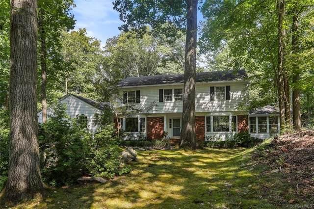 52 Deerfield Road, Pound Ridge, NY 10576 (MLS #H6069455) :: Mark Boyland Real Estate Team