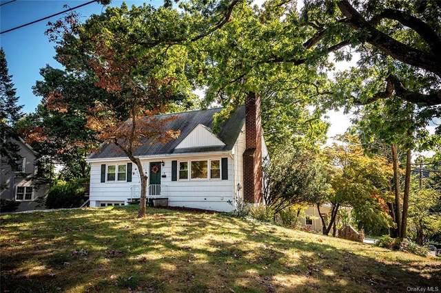 27 Manor Place, Dobbs Ferry, NY 10522 (MLS #H6069456) :: Nicole Burke, MBA | Charles Rutenberg Realty