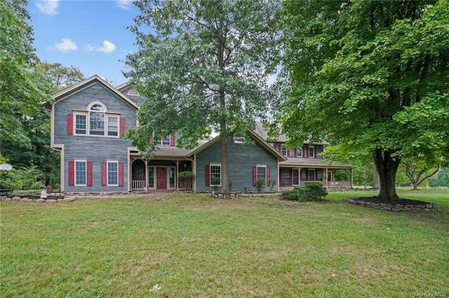 184 Sarah Wells Trail, Campbell Hall, NY 10916 (MLS #H6069460) :: Frank Schiavone with William Raveis Real Estate