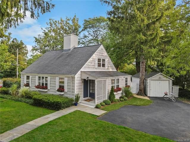 9 Cedar Avenue, Larchmont, NY 10538 (MLS #H6069494) :: Kendall Group Real Estate | Keller Williams