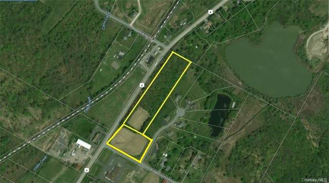 0 Route 6 Highway, Slate Hill, NY 10973 (MLS #H6069502) :: Cronin & Company Real Estate