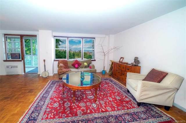 3135 Johnson Avenue 8G, Bronx, NY 10463 (MLS #H6069542) :: McAteer & Will Estates | Keller Williams Real Estate