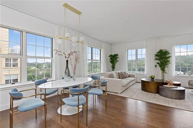10 Byron Place Ph806, Larchmont, NY 10538 (MLS #H6069580) :: Nicole Burke, MBA | Charles Rutenberg Realty