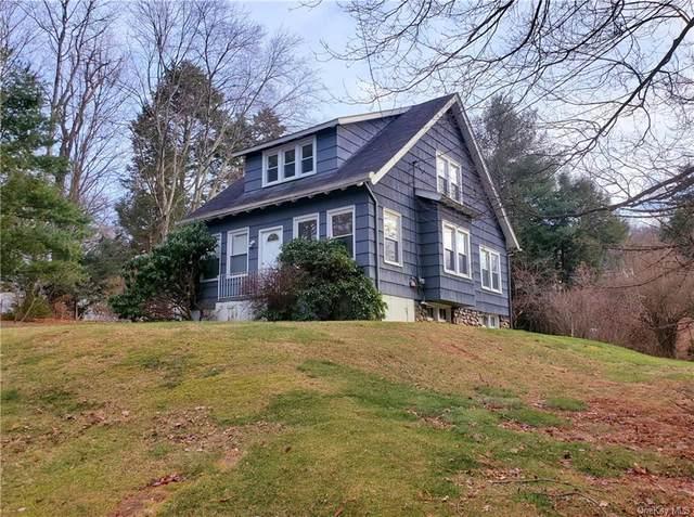 1 Arthur Street, Cortlandt Manor, NY 10567 (MLS #H6069709) :: Mark Seiden Real Estate Team
