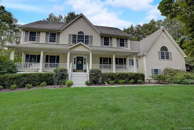 28 Rebecca Lane, Carmel, NY 10512 (MLS #H6069769) :: Frank Schiavone with William Raveis Real Estate