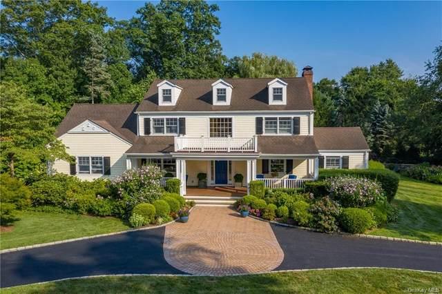 51 Pleasant Ridge Road, Harrison, NY 10528 (MLS #H6070032) :: Mark Seiden Real Estate Team