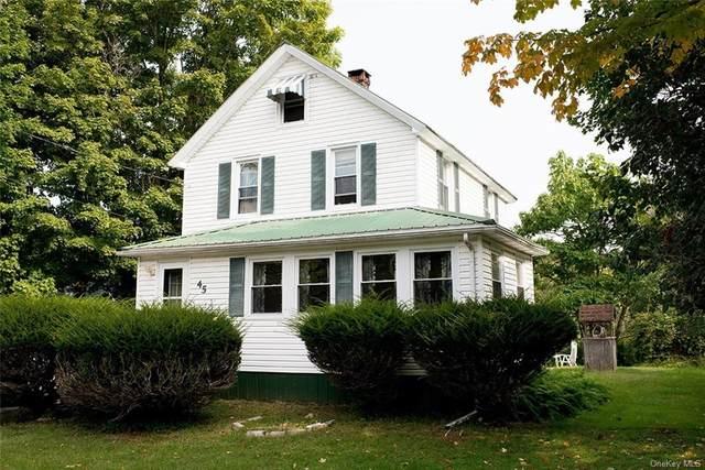 45 Woodcliff Avenue, Monticello, NY 12701 (MLS #H6070460) :: William Raveis Baer & McIntosh