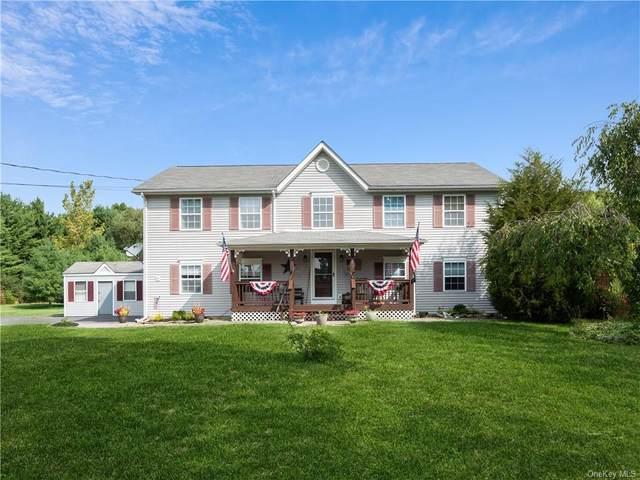 57 Lockwood Lane, Newburgh, NY 12550 (MLS #H6070774) :: The Home Team