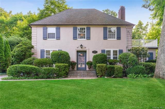 118 Brewster Road, Scarsdale, NY 10583 (MLS #H6070827) :: Frank Schiavone with William Raveis Real Estate