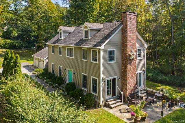 242 Honey Hollow Road, Pound Ridge, NY 10576 (MLS #H6071392) :: Mark Boyland Real Estate Team