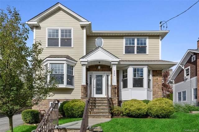 339 Eighth Avenue, Pelham, NY 10803 (MLS #H6071461) :: William Raveis Baer & McIntosh