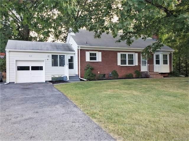 509 Vassar Road, Poughkeepsie, NY 12603 (MLS #H6071683) :: Marciano Team at Keller Williams NY Realty