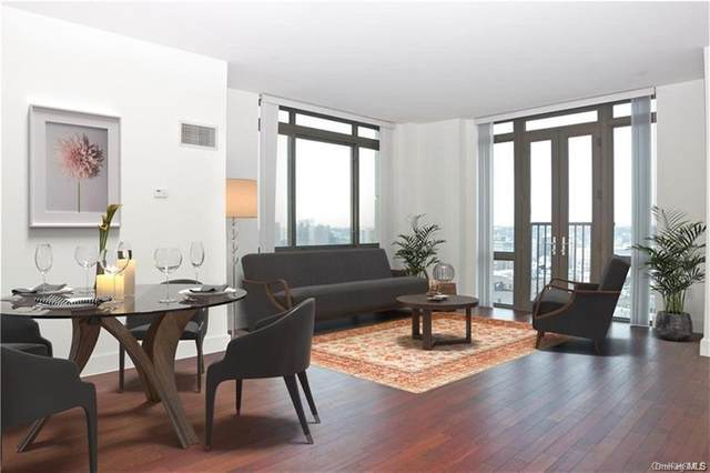 175 Huguenot Street #2107, New Rochelle, NY 10801 (MLS #H6072186) :: Mark Boyland Real Estate Team