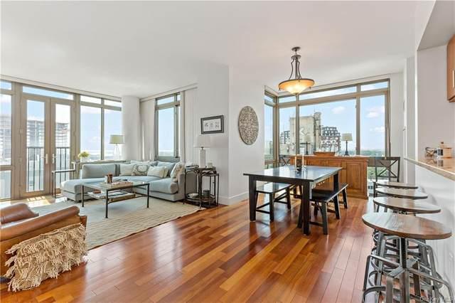175 Huguenot Street #2006, New Rochelle, NY 10801 (MLS #H6072212) :: Mark Boyland Real Estate Team