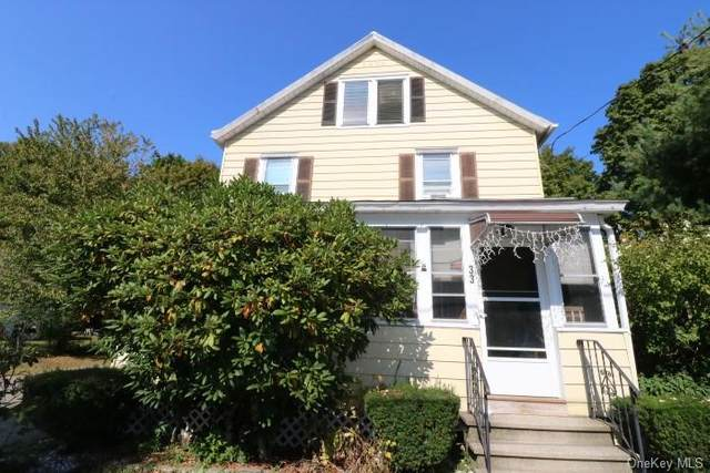 33 Charles Street, Pine Bush, NY 12566 (MLS #H6072458) :: Cronin & Company Real Estate
