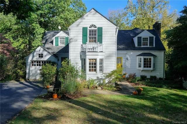 21 Woodland Place, Chappaqua, NY 10514 (MLS #H6072466) :: William Raveis Baer & McIntosh