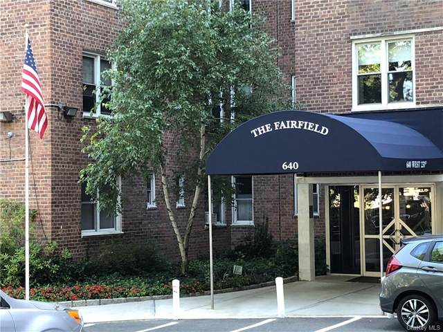 640 W 231 Street 4H, Bronx, NY 10463 (MLS #H6072467) :: Kendall Group Real Estate | Keller Williams